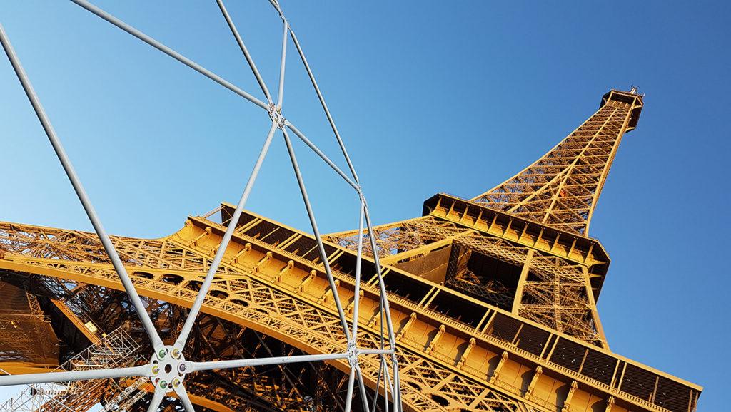 Eiffel Tower meets Zendome